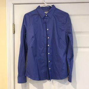 Banana Republic non-iron fitted shirt